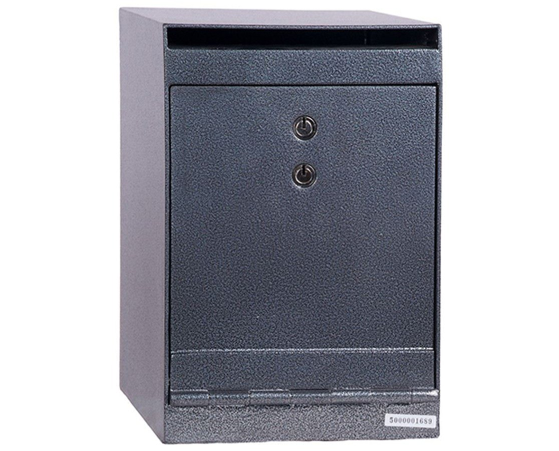 HDS-03K Hollon 0.36 Cu Ft B-Rated Depository Safe