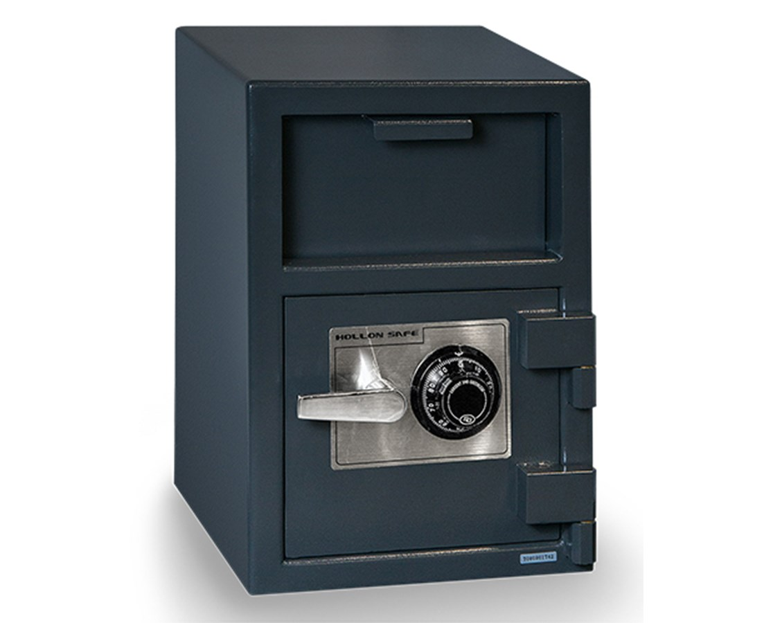 Hollon B-Rated Depository Safe with Electronic Lock HDS-2014E
