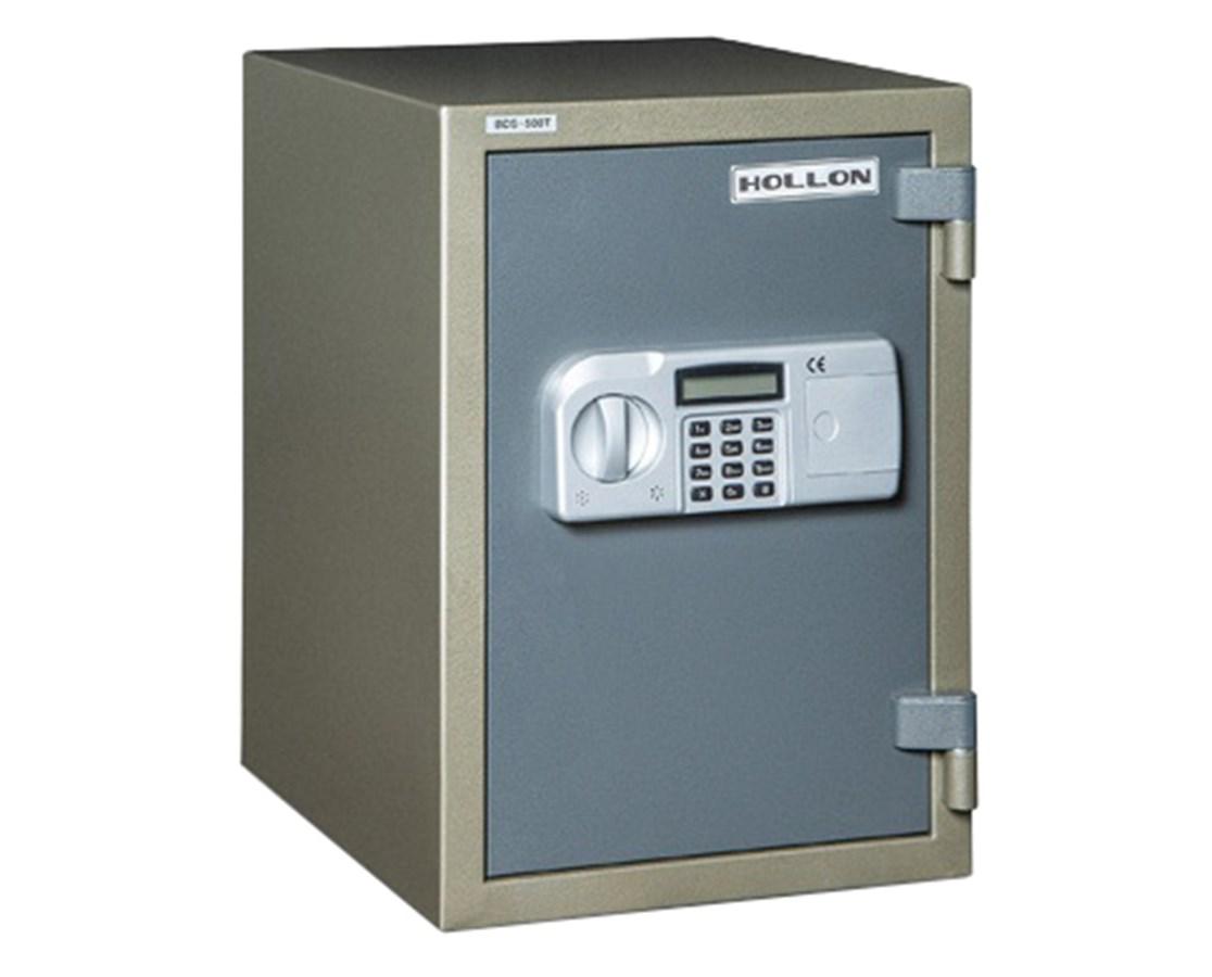 Hollon 0.23 Cu Ft 1 Hour Fireproof Data and Media Safe HOLHDS-500E
