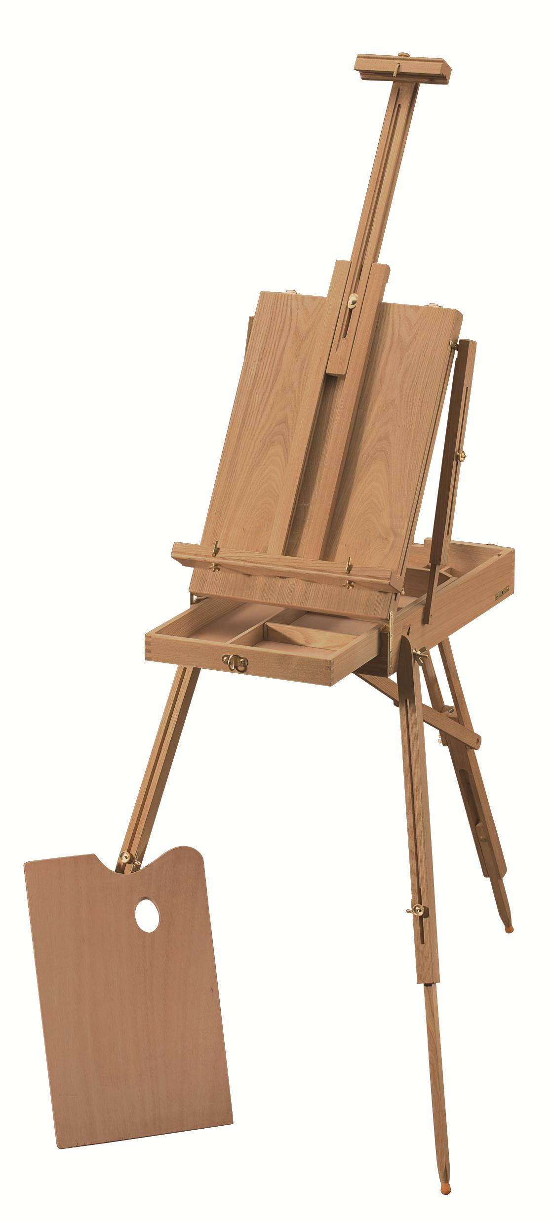 Alvin Heritage Basic French Easel Hwe208 Tiger Supplies