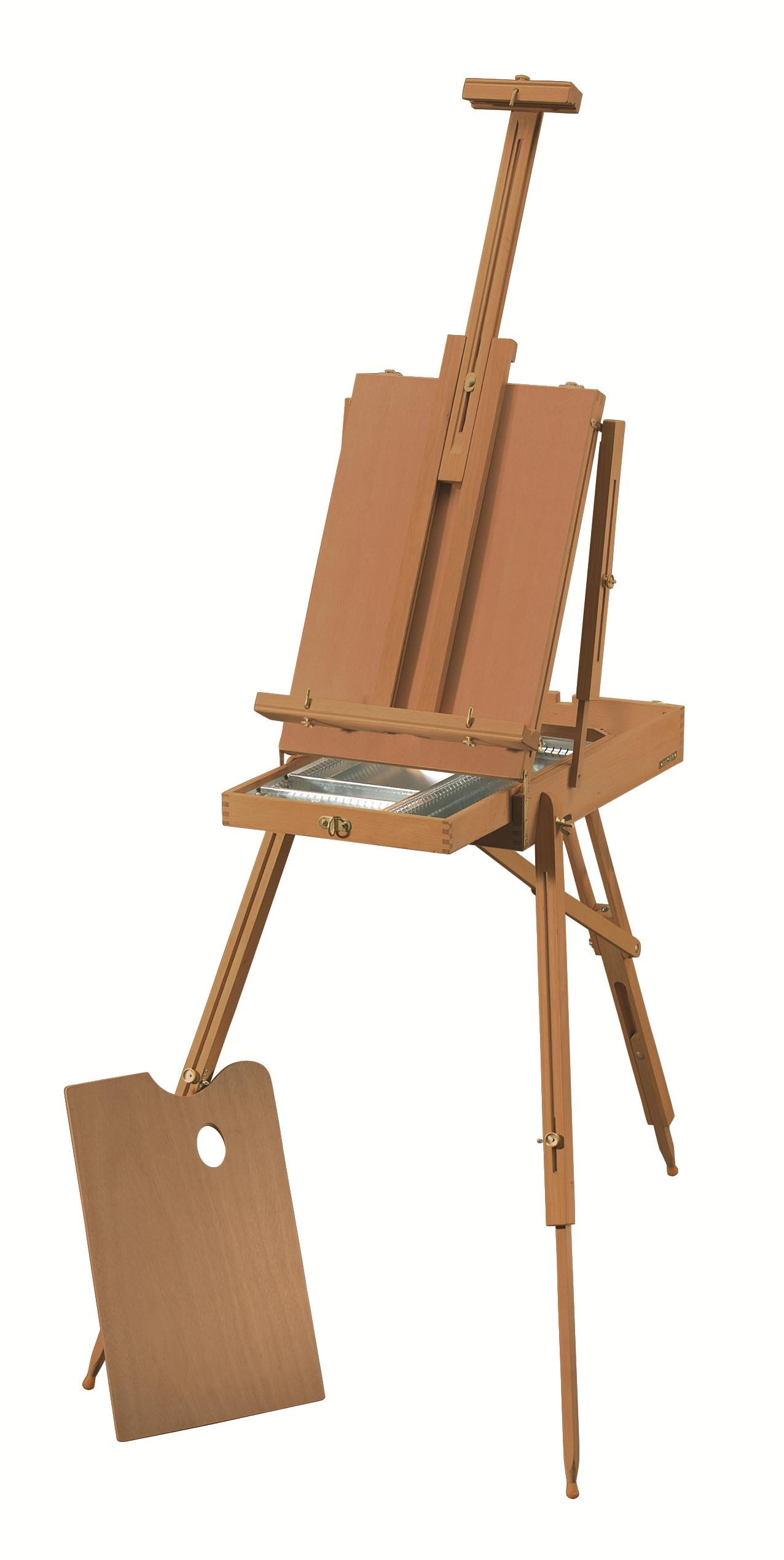 HERITAGE™ Deluxe French Easel HWE235