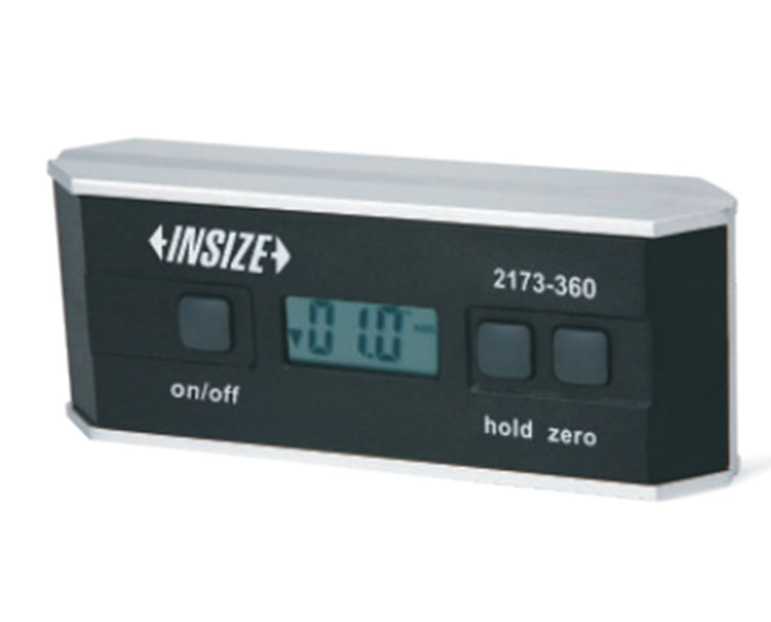 InSize Electronic Protractor and Level INS2173