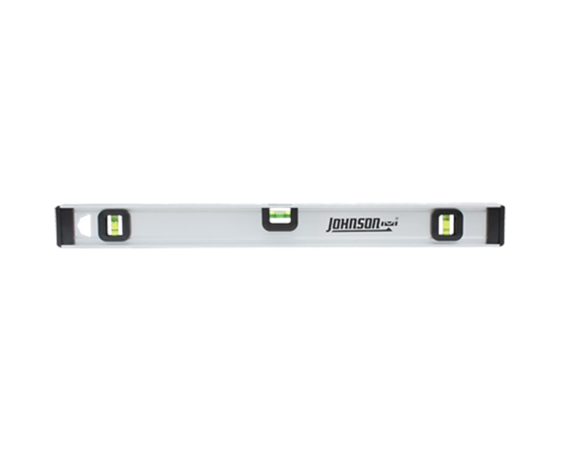 Johnson H1300 24 Inch Bubble Level Aluminum H1324