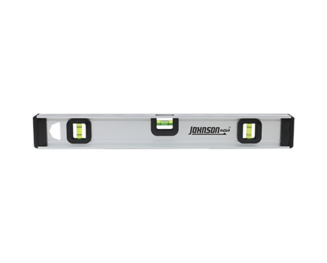Johnson H1300 18 Inch Bubble Level Aluminum X1318