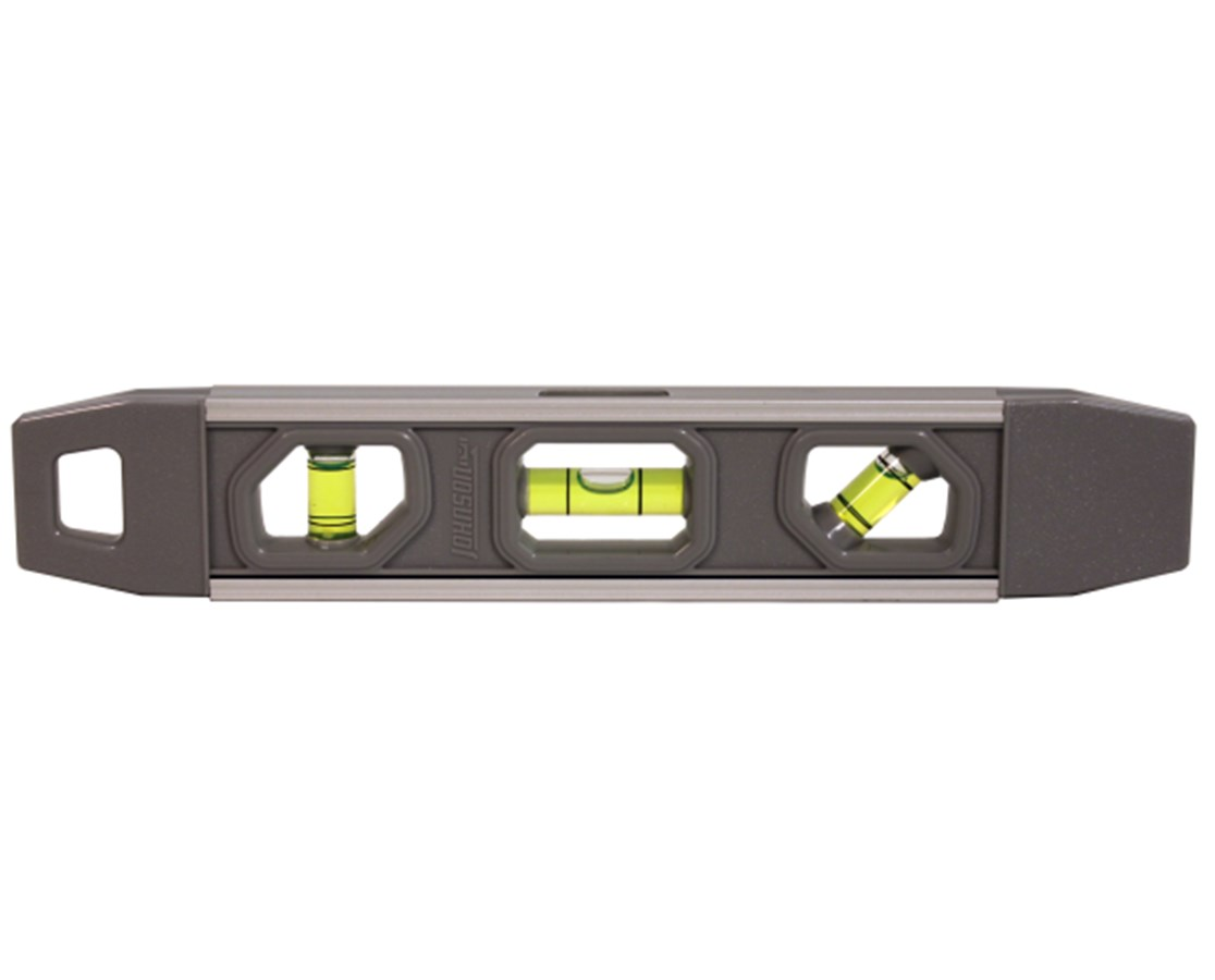 Johnson 9 Inch Torpedo Level Magnetic 1405-0900