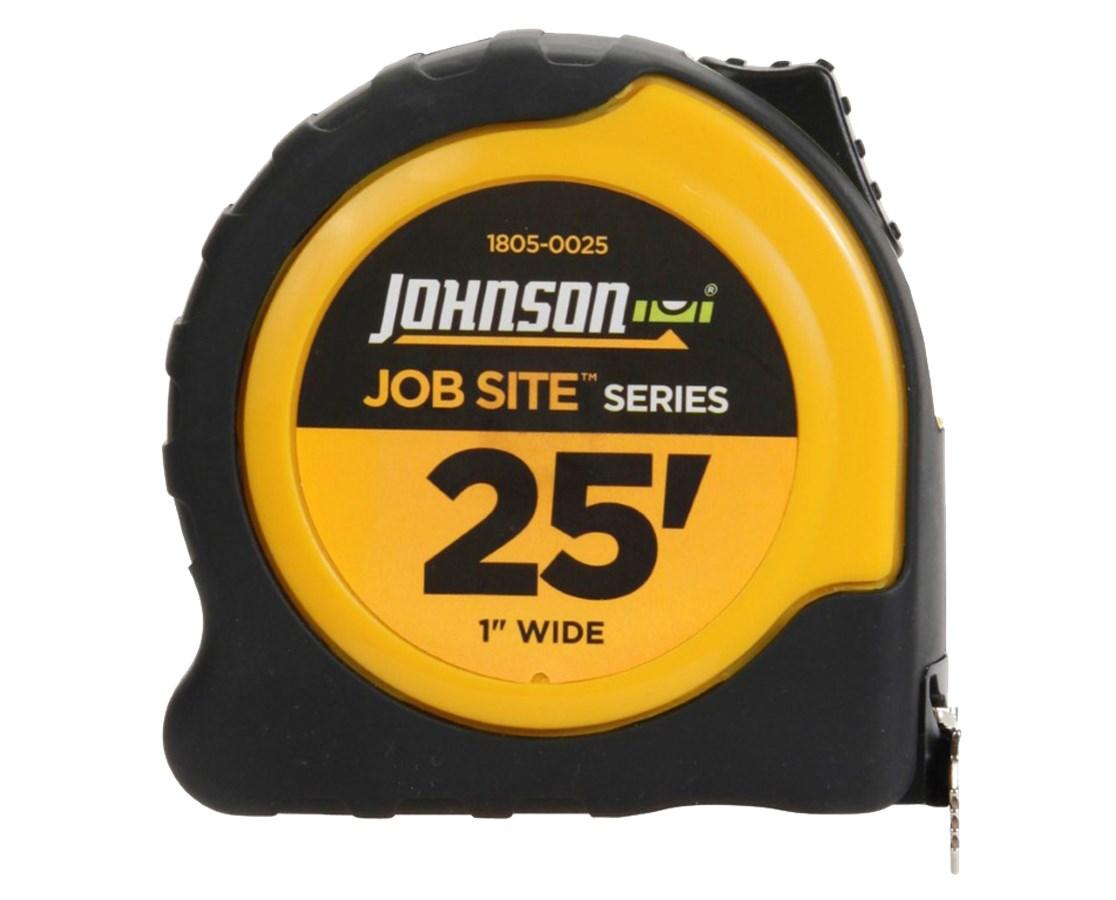 Johnson Level Job Site Power Tape JOH1805-0025-