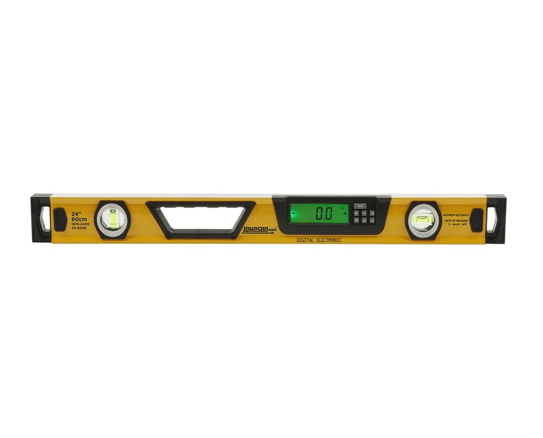 """Johnson Level Electronic Digital Level 24"""" 1876-2400"""
