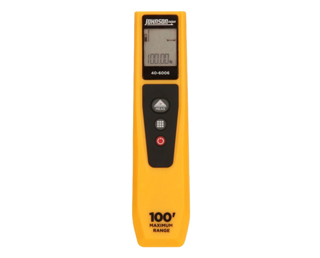 Johnson Level Laser Distance Measure JOH40-6006