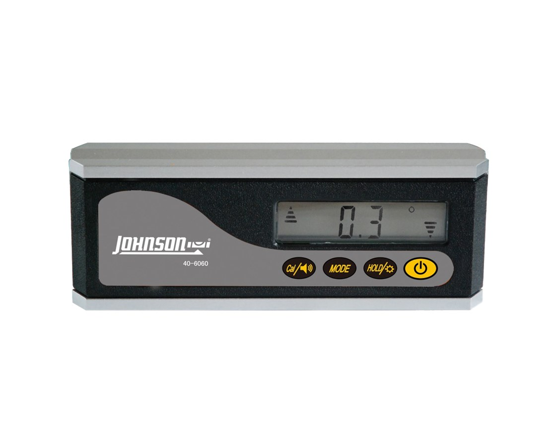 Johnson Digital Level Inclinometer 40-6060