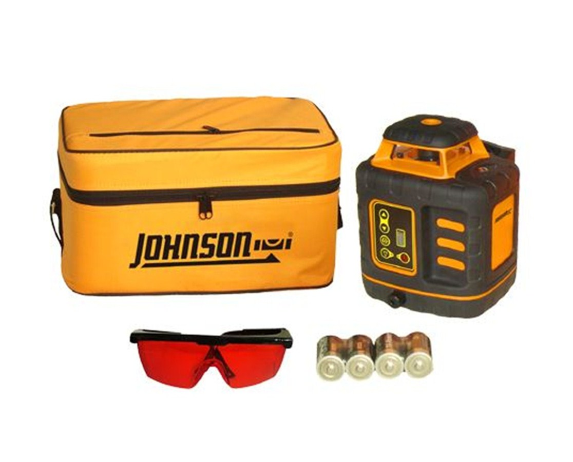 Johnson Self Leveling Rotary Laser JOH40-6527