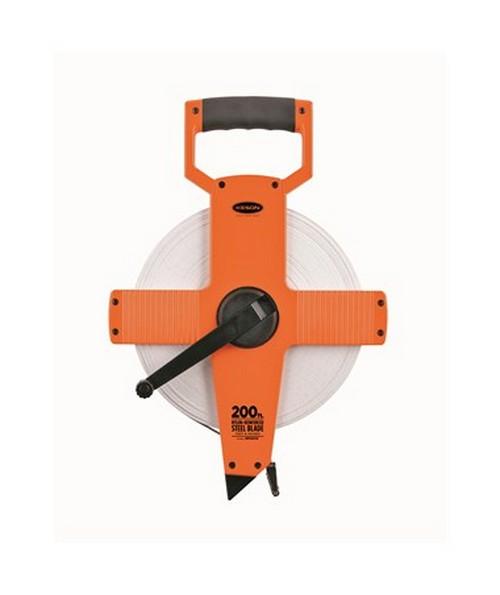 Keson Nylon-Reinforced Steel Blade 50-Meter Measuring Tape KESNR50M