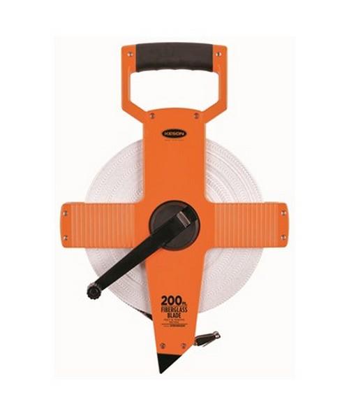 Keson Open-Type Reel,Ultra-Glass Blade OTR Measuring Tape 30 m KESONOTR15M