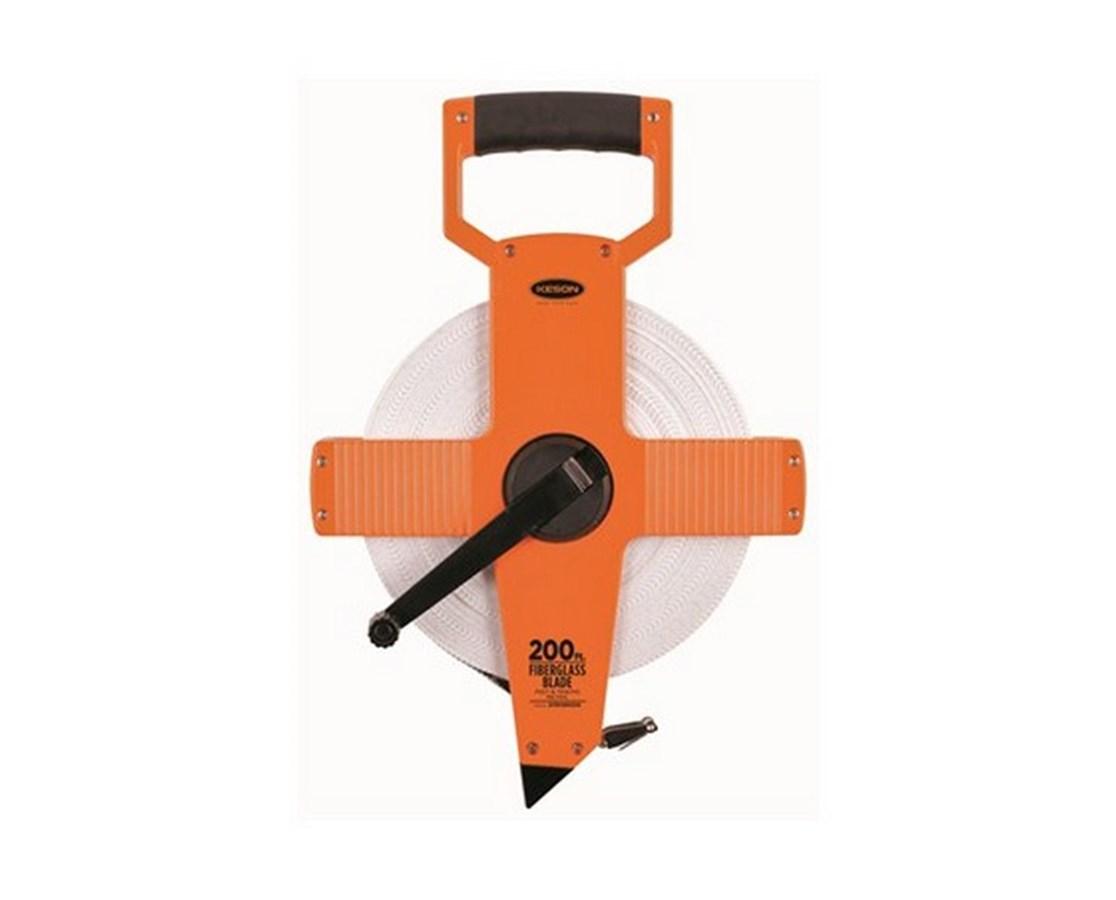 Keson Open-Type Reel,Ultra-Glass Blade OTR Measuring Tape 165-Foot KESONOTR18165