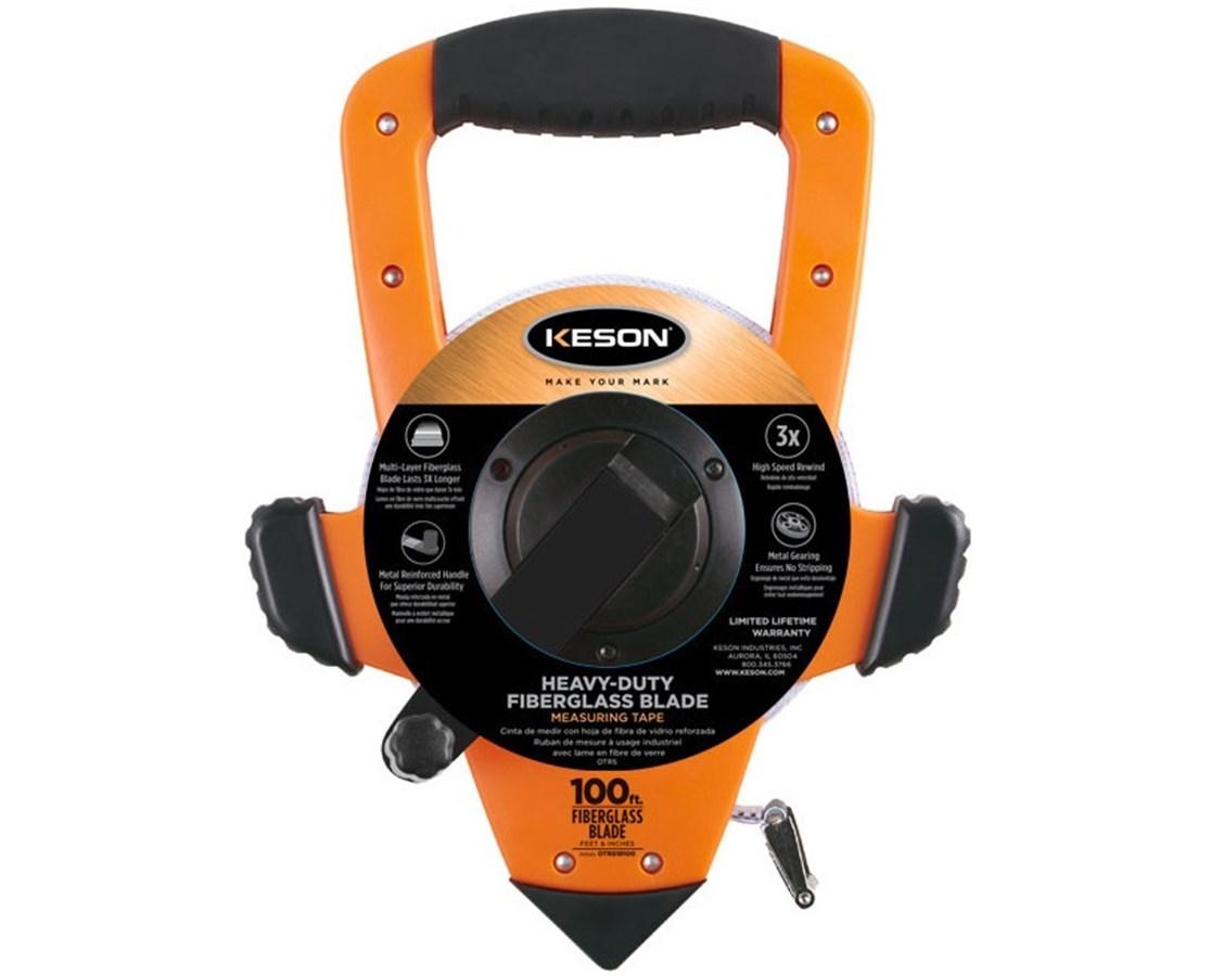 Keson OTRS Fiberglass Long Tape KESOTRS18100-
