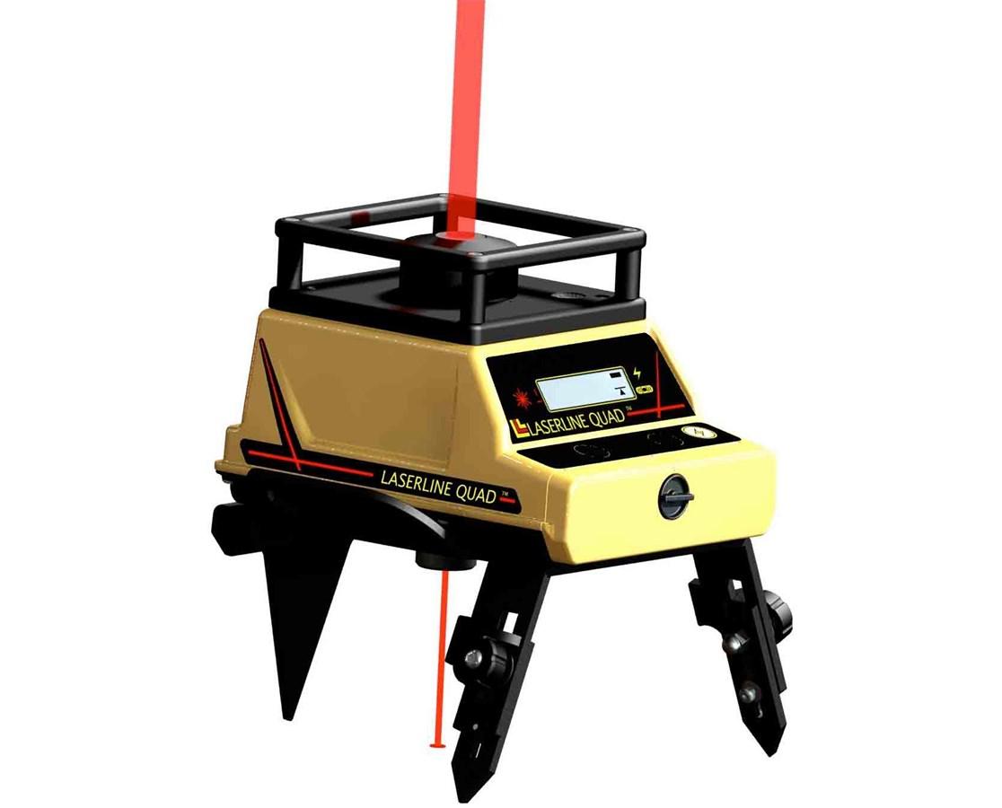LaserLine Quad 1000 Zenith-Plumb Laser LASQUAD1000