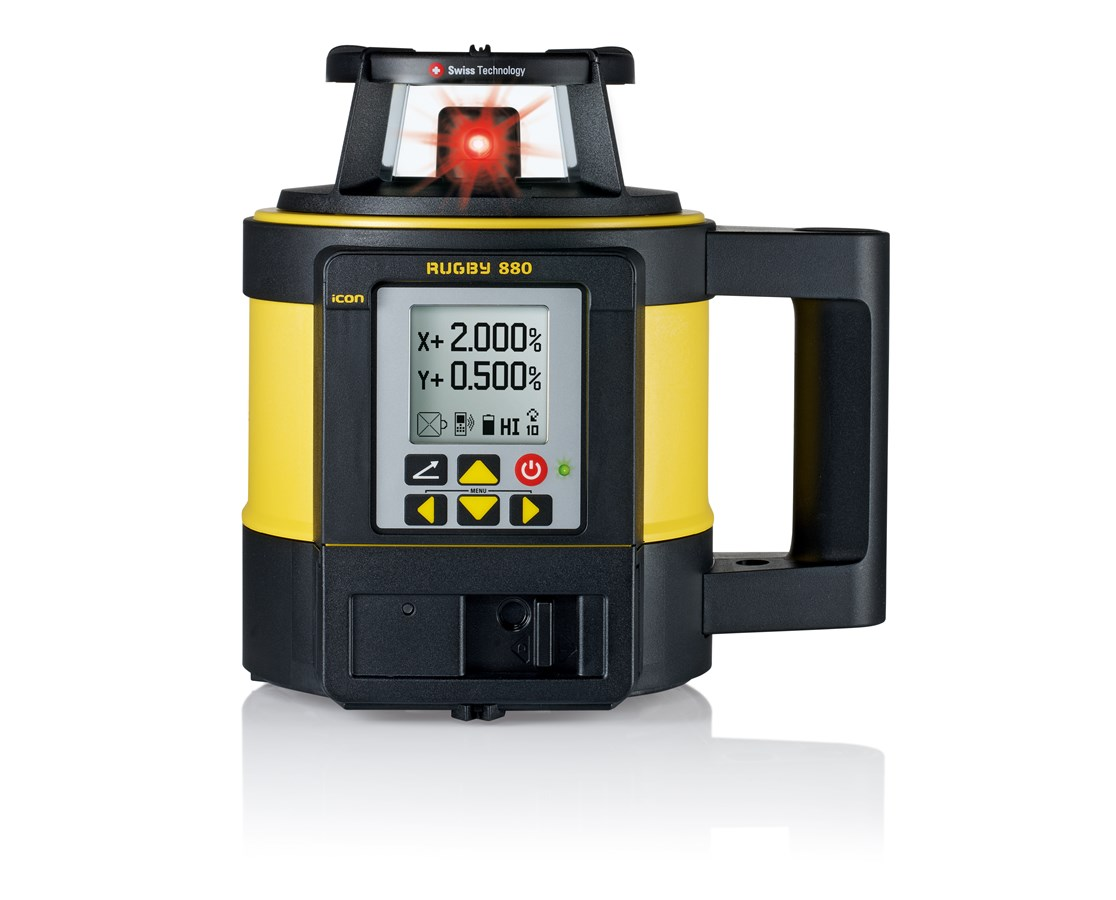 Leica Rugby 880 Rotary Laser Level LEI6006040