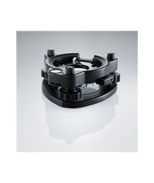 CTB101, Tribrach without optical plummet, Leica Systems, color black Lei726839