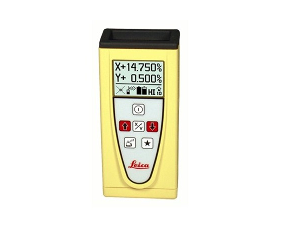 Leica Remote Control for Rugby 400DG Rotary Laser739854