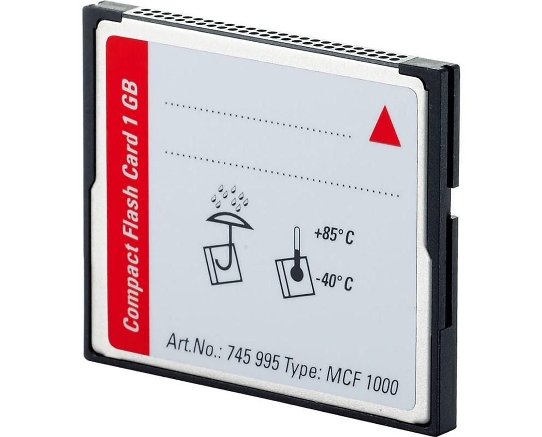 Leica MCF1000 Industrial-Grade 1GB CompactFlash Card LEI745995