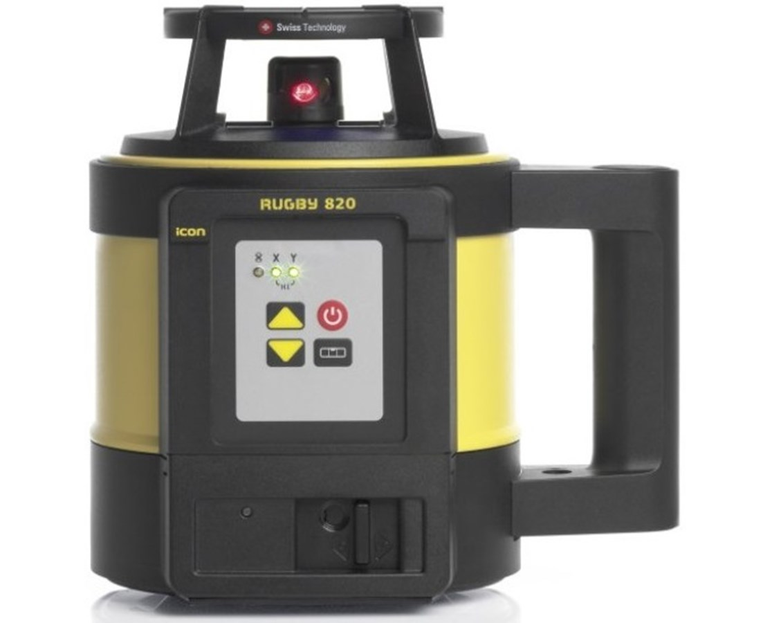 Leica Rugby 820 Rotary Laser Level 600601