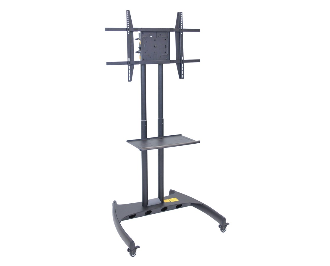 Luxor Adjustable Height LCD TV Stand with Rotating Mount LUXFP3500