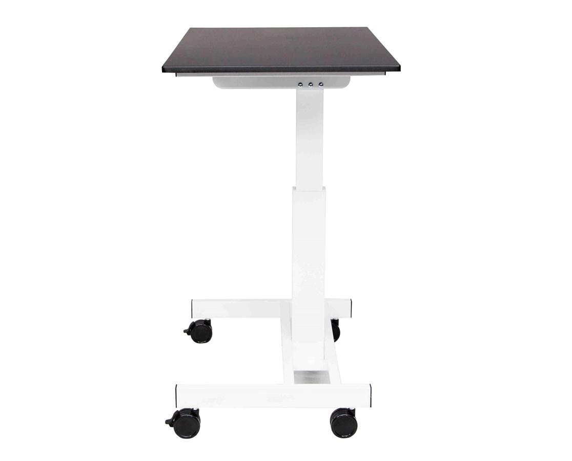 "Luxor 40"" Single Column Crank Stand Up Desk LUXSTANDUP-SC"