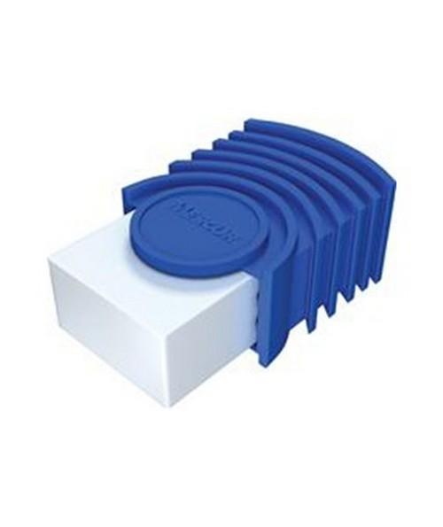 MerCur Pro White Plastic Erasers M00602
