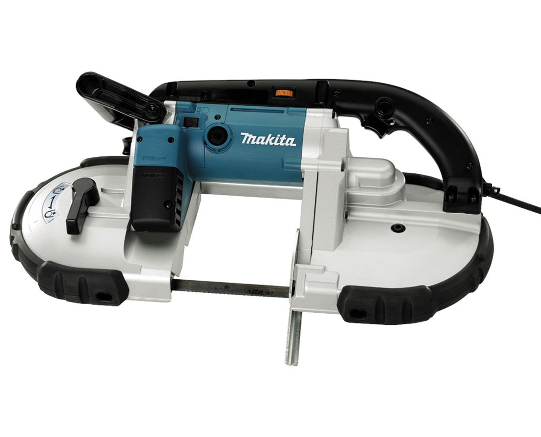 "Makita 2107F 4-3/4"" Portable Band Saw with L.E.D. Light MAK2107F"