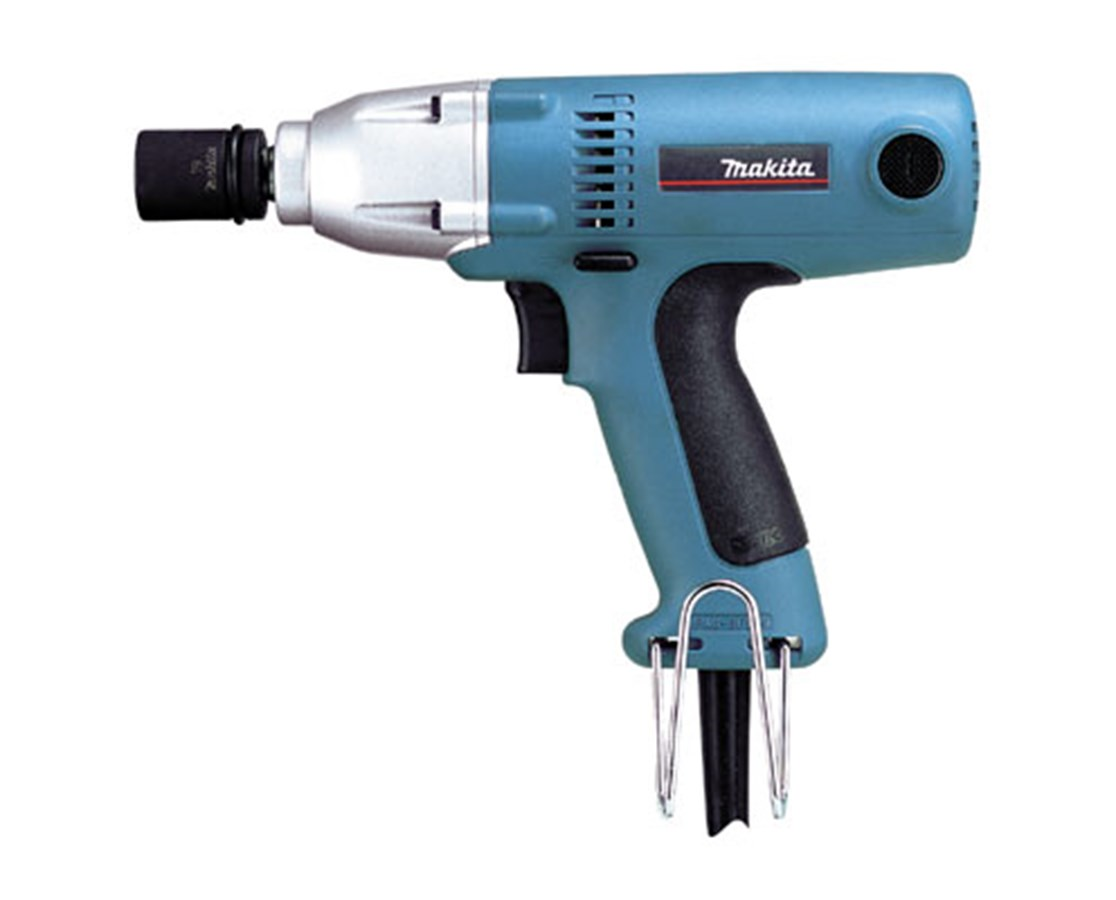"Makita 6953 1/2"" Square Drive Impact Wrench, Reversible with Case MAK6953"