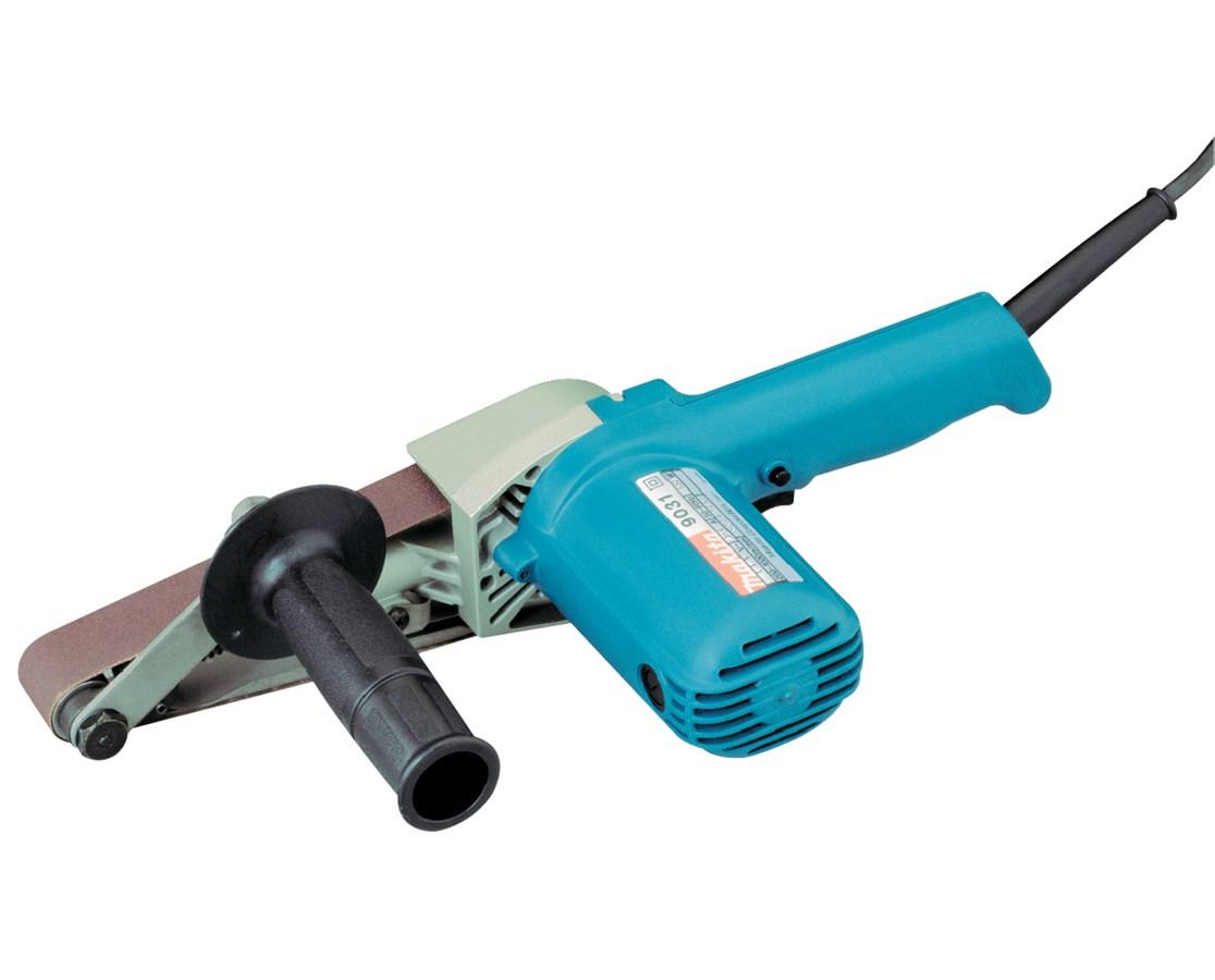 "Makita 9031 1-1/8"" x 21"" Belt Sander 5 Amp with Variable Speed MAK9031"