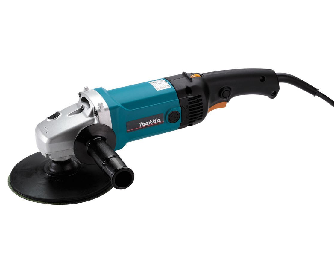 Makita 9227cy 7in Electronic Sander Polisher Variable