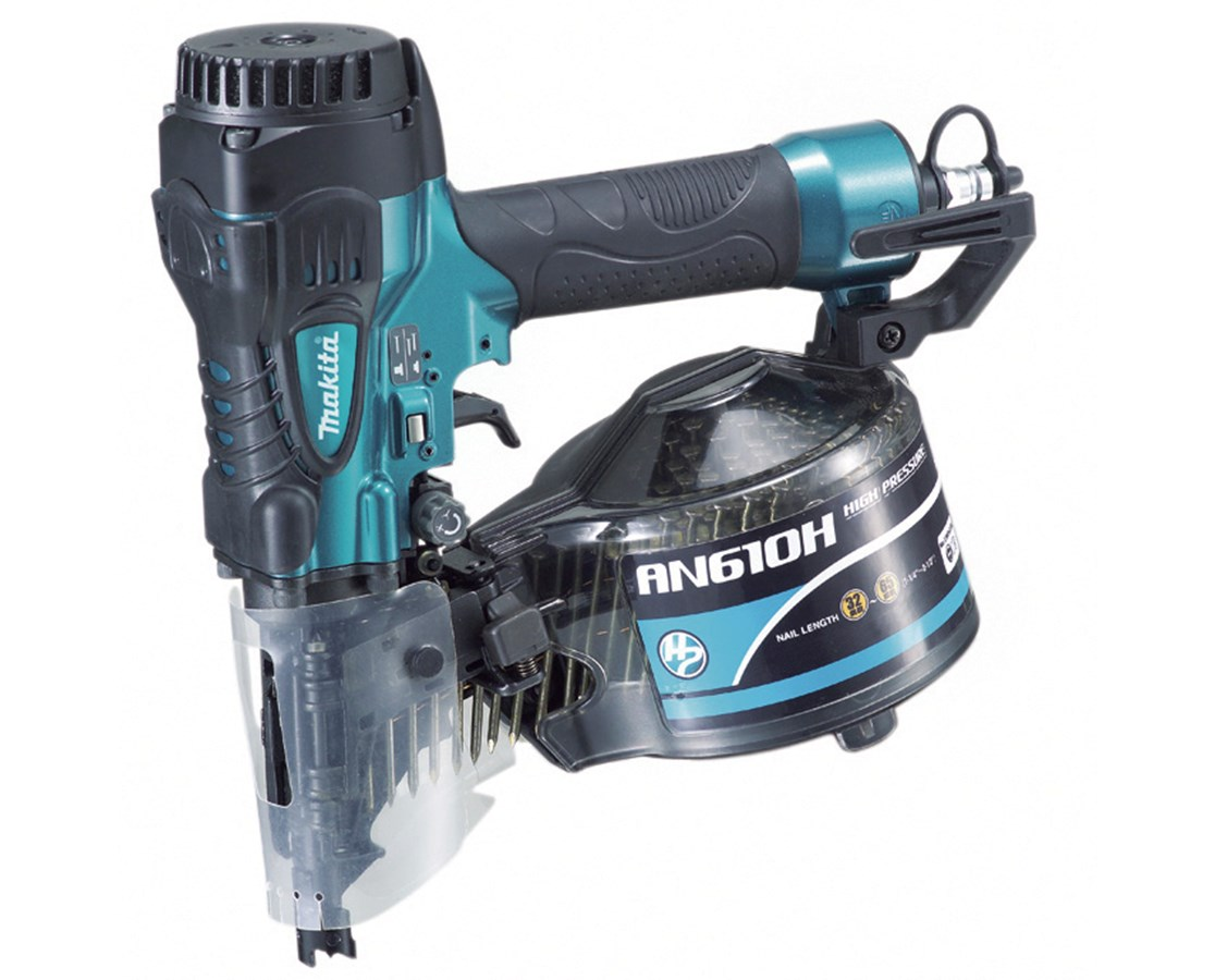 "Makita AN610H 2-1/2"" High Pressure Siding Nailer MAKAN610H"