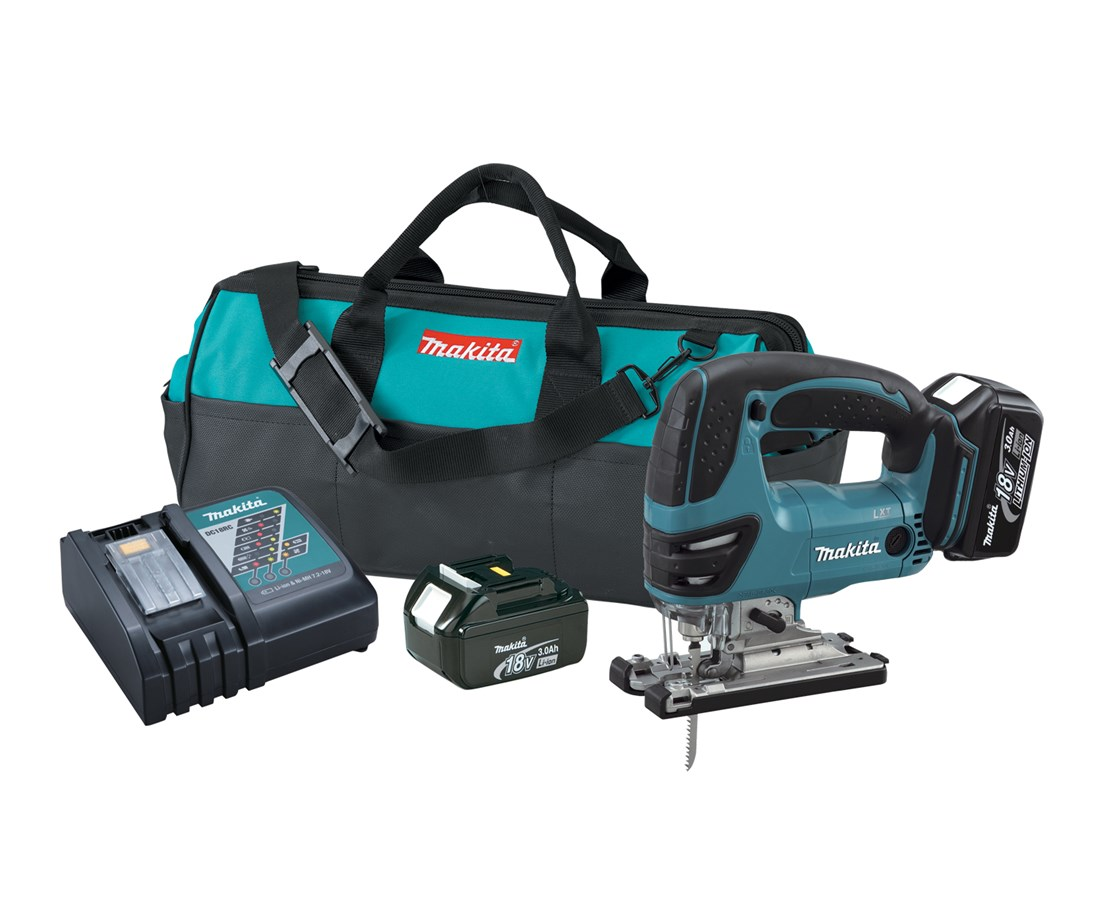 Makita BJV180 18V LXT Lithium-Ion Cordless Jig Saw MAKBJV180-