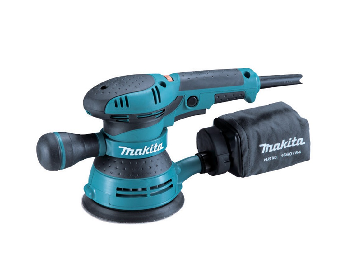 "Makita BO5041K 5"" Random Orbit Sander Kit; 3 Amp, Variable Speed MAKBO5041K"