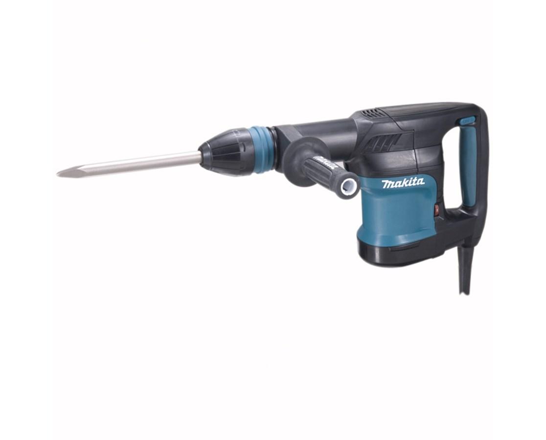 Makita HM0870C 11 lb. Demolition Hammer; SDS-MAX Bits MAKHM0870C