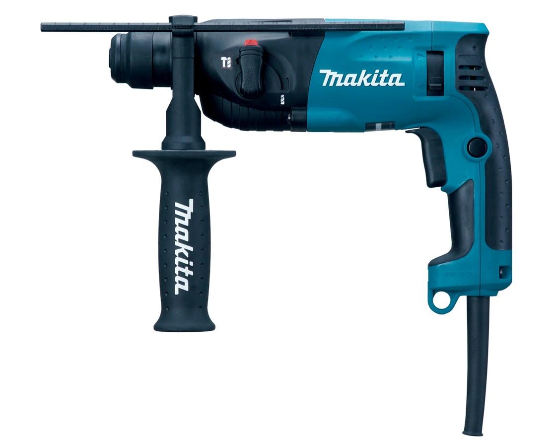 "Makita HR1830F 11/16"" Rotary Hammer Kit with L.E.D. Light ,SDS-Plus MAKHR1830F"