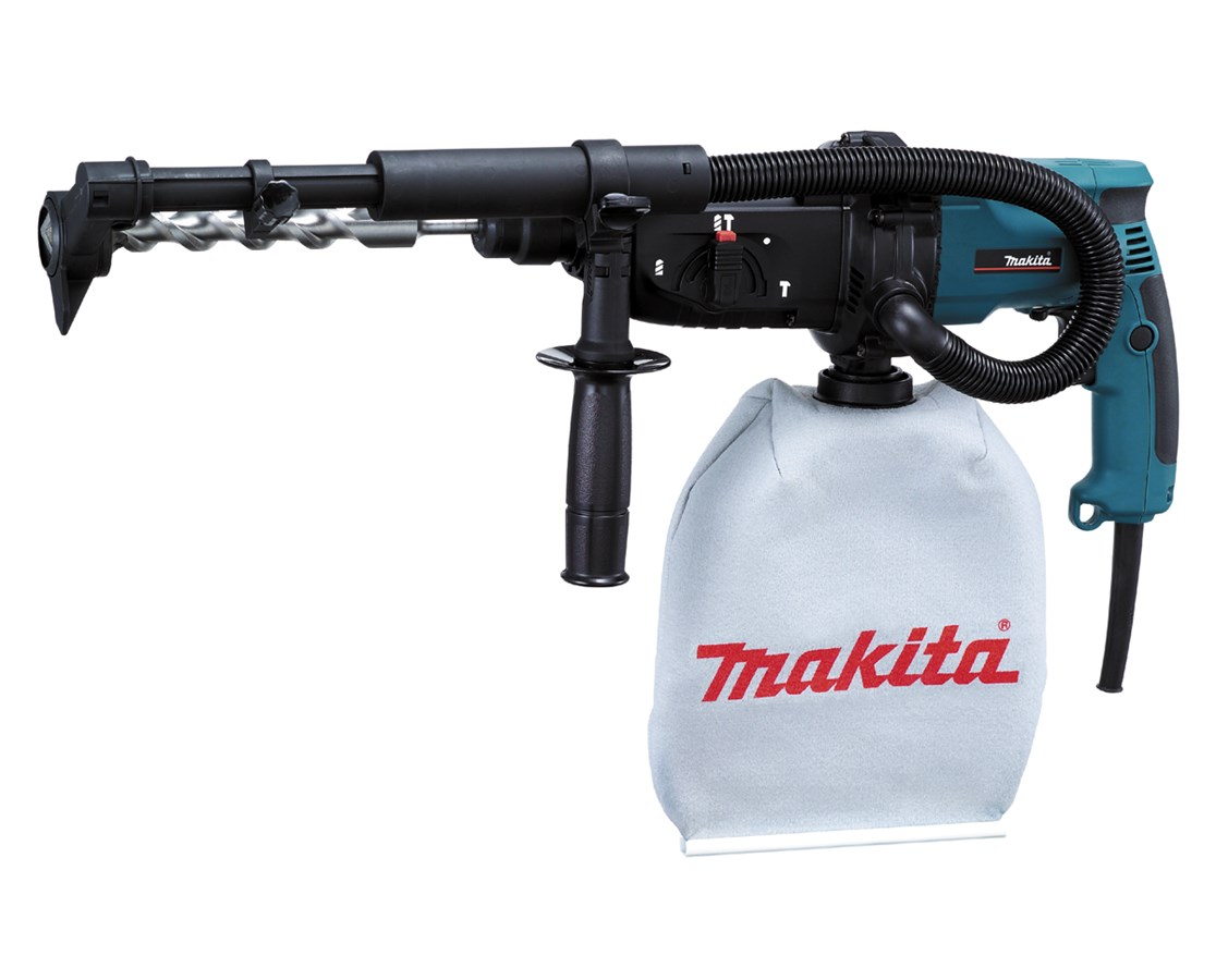 """Makita HR2432 1"""" Rotary Hammer with Dust Collection ; SDS-PLUS MAKHR2432"""