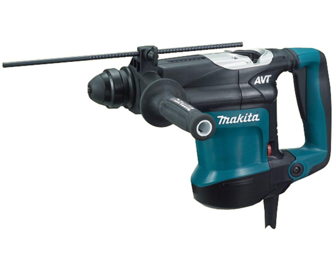 "Makita HR3210C 1-1/4"" AVT Rotary Hammer;SDS-PLUS MAKHR3210C"