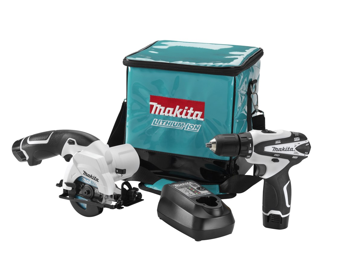 makita lct208w 12v max lithium ion cordless 2 pc combo kit fd02w sh01w tiger supplies. Black Bedroom Furniture Sets. Home Design Ideas