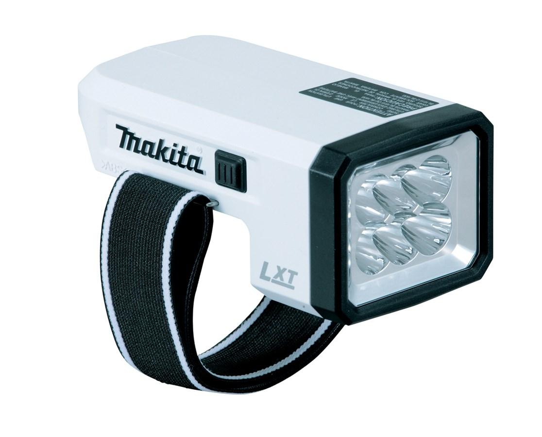 Makita LXLM01W 18V Compact Lithium-Ion Cordless L.E.D. Flashlight (Tool Only MAKLXLM01W