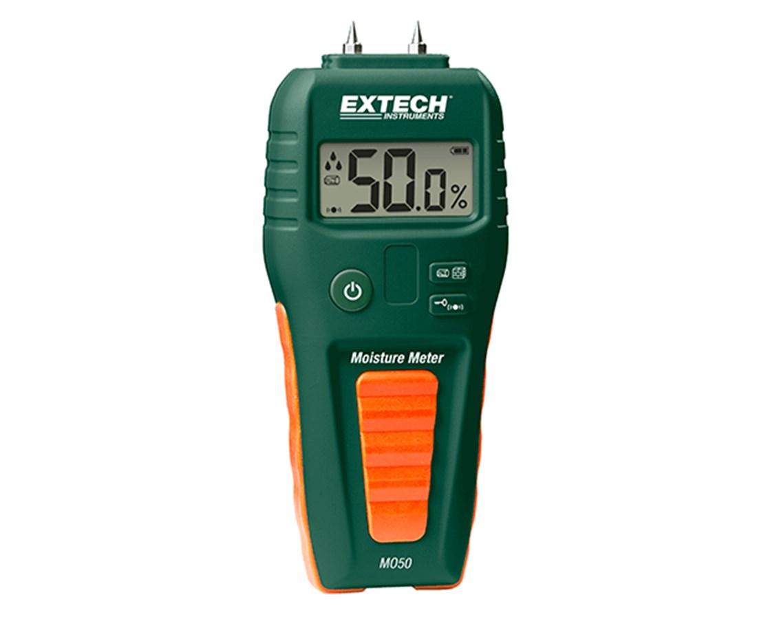 Extech Compact Moisture Meter MO50
