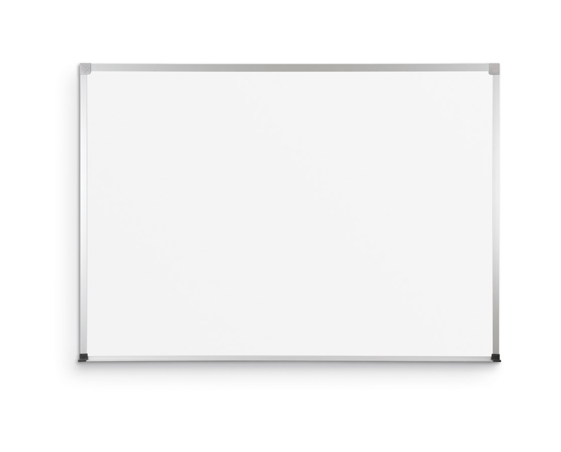 Mooreco 4'H x 6'W  TuF-Rite Whiteboard with ABC Trim MOO2H1NG