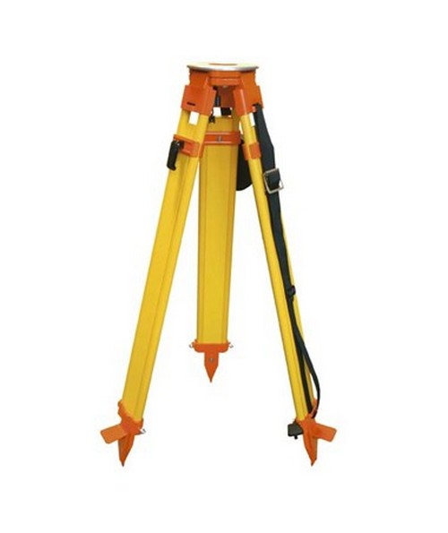 Nedo Surveyors Grade Wood Tripod with Click It System