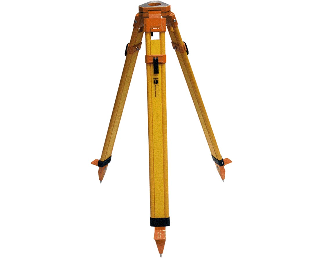 Nedo Heavy Duty Wood Tripod 200100-185