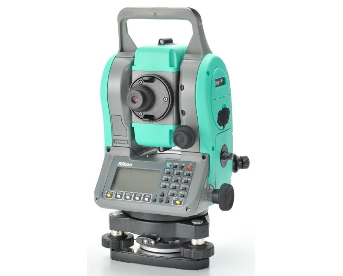 Nikon Nivo M Series Reflectorless Total Station HNA305DF