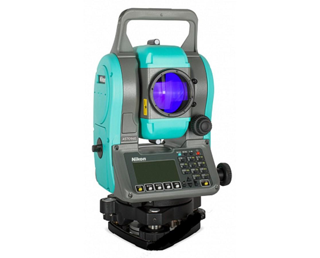 Nikon Nivo 5MW 5 Second Winterized Reflectorless Total Station HNA30553