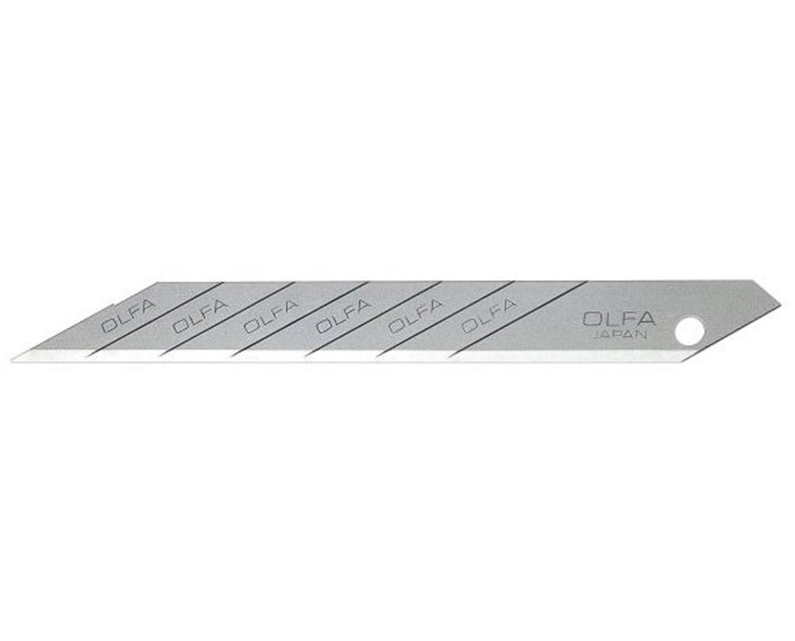 OLFA SNAP-OFF ART BLADE 10/PK OR-A1160B