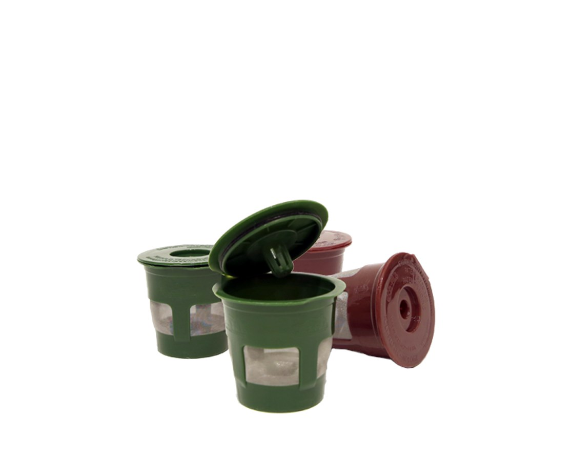 OXX 4-Pack Eco-Fill Reusable Coffee Pods OXXCBKEF-00