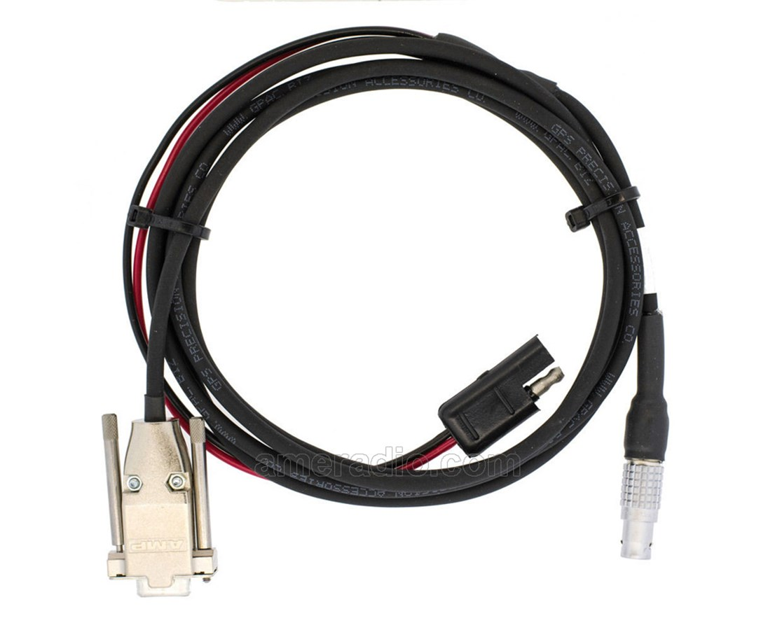 Pacific Crest Interface Cable for Topcon PACPCC-A00630
