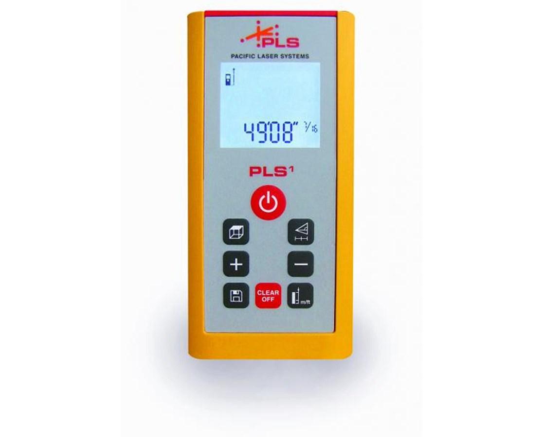 Pacific Laser Systems PLS1 Laser Distance Meter PLS20984